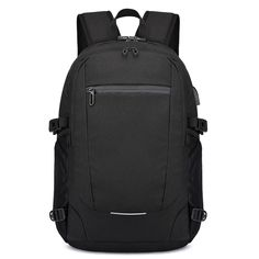 New 2018 Anti theft Backpack USB Earphone Business Laptop Backpack Travel Backpack Schoolbag Casual Men's Backpack, Fashion Backpack, Anti Theft Backpack, Business Laptop, Laptop Bag, School Bags, Fashion Brands, Backpacks, Casual