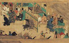 Daishonin Sama, foi muito perseguido,  e muito humilhado, quase decapitado pelo povo do Japão daquela época. Pagaram pesadamente por isso, os mongóis os fizeram sofrer amargas consequências por causa disso. Não deram ouvidos ao Budha e encontraram a invasão estrangeira como resposta. Mas também havia muito Japoneses que o amavam e que sacrificariam suas vidas por ele.