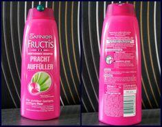 Testmonster Garnier Fructis Prachtauffüller #ilovemyhair