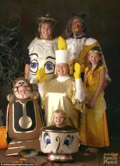 Is it ok that: These People Really Didn't Think Through Their Halloween Photos?