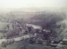 Old Photo Cochrans Mill Pa Armstrong County Old Town