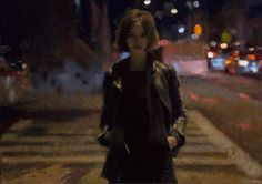 Casey Baugh's Light in the Darkness.New York City based artist Casey Baugh must have some intimate knowledge of light at night that all of us are otherwise unaware of. Within his work we are gifted...