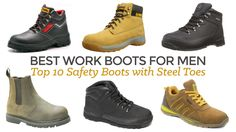 Best-Work-Boots-for-Men-Top-10-Safety-Boots-with-Steel-Toes
