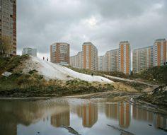 Alexander Gronsky - pastoral, Moscow Wastelands