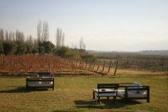 Achaval Ferrer Vineyards - Mendoza, Argentina
