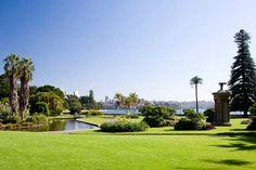 Maiden Pavilion, Royal Botanic Gardens. Sydney, NSW Australia  #sydneywedding #ceremonylocations #weddingideas