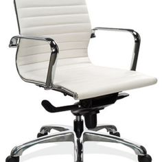 Executive Mid Back w/Chrome Frame from Mobile Concepts for $199.00