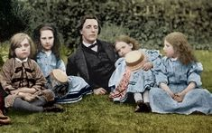 """Lewis Carroll and his """"child-friends"""": revelations about Alice and her wonderland Lewis Carroll, Radium Girls, Julia Margaret Cameron, Real Fairies, Pencil Drawings Of Girls, Alice Liddell, Robert Douglas, Girl Thinking, The Secret History"""
