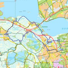 Fietsroute: Fortenlandroute  (http://www.route.nl/fietsroutes/117355/Fortenlandroute/)