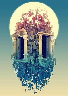 Within, Digital Art - Imgur
