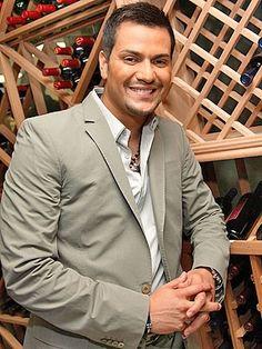 Victor Manuelle, a Puerto Rican salsa singer!!!