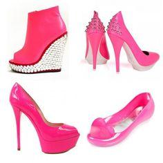 quirkin.com pink-shoes-17 #cuteshoes