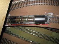 HO Marklin Engine and Layout