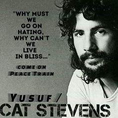 Cat Stevens, Beautiful Soul, Peace And Love, Lyrics, Album, Islam, Favorite Things, Rock, Musica