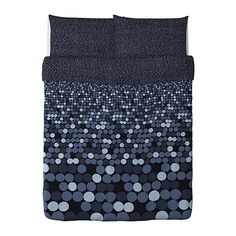 SMÖRBOLL Duvet cover and pillowcase(s) - Full/Queen (Double/Queen) - IKEA $29.99  http://www.ikea.com/us/en/catalog/products/00179984/