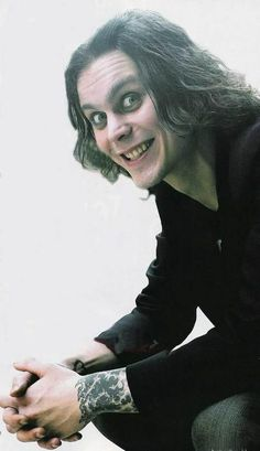 Ville Valo. Awesome pic!