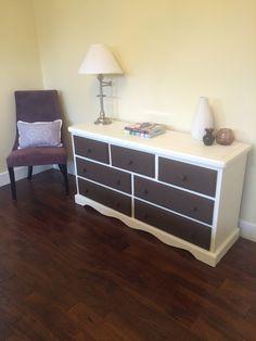 Dresser Makeover #DIY #furniturepaint #paintedfurniture #homedecor #toughcoat…