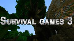 Survival Games 3 Map para Minecraft 1.3.2