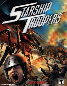 starship troopers - all of them