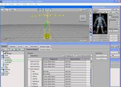Tutorial Convertir BVH en Motion Builder