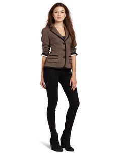 Amazon.com: Trina Turk Women's Henrietta Blazer: Clothing