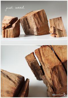 elbmadame.de - Holz Deko Wood