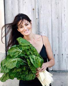 Inspiration : Mimi Thorisson, première ambassadrice L'Occitane   Vogue