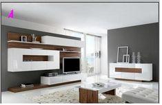 Me enseñais vuestras composiciones/muebles de salón modernos | Decorar tu casa es facilisimo.com
