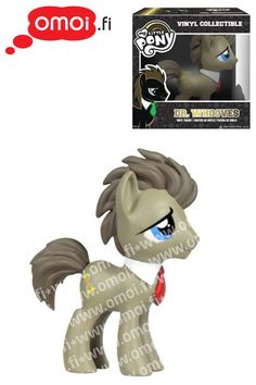 My Little Pony: Doctor Whooves Vinyl figure (Red Tie) - 17,50 EUR : Manga Shop for Europe, A great selection of anime products