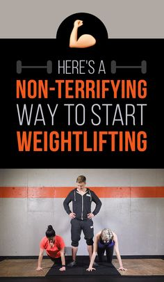 A three-times-a-week program that even fitness newbies can do.