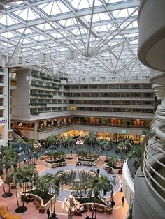AIRPORT - Orlando Airport, Orlando, Florida. I love this airport!