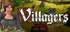 Villagers Game Free Download for PC - Setup in single direct link, Game created for Microsoft Windows-themed Indie, Simulation, Strategy very interesting to play.