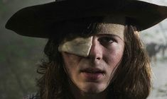 Awww this episode is gonna hit me real hard #chandlerriggs #carlgrimes #thewalkingdead