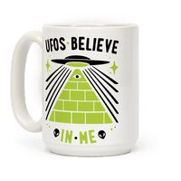 UFOS Believe In Me Mug