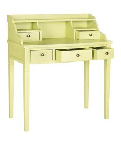 Take a look at this Avocado Green Allyn Writing Desk on zulily today!
