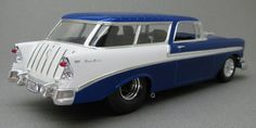 Photo: '56 Chevy Nomad | Pro Street Models album | Ron's Model ...