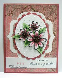 Heartfelt Creations | Daisy Patch Bouquet
