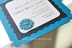 LifeCreated Blog: DIY Wedding Invitations