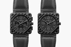 bell & ross carbon fiber watches