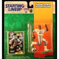 EMMITT SMITH / DALLAS COWBOYS 1994 NFL Starting Lineup Action Figure & Exclusive NFL Collector Trading Card (Toy)  http://postteenageliving.com/amazon.php?p=B002RZE7IM