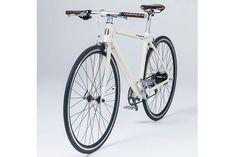 Leichtes E-Bike Freygeist mit kompaktem Antrieb