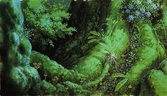 Princesa Mononoke Background (1)