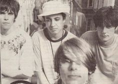 The stone roses Stone Roses, Britpop, Indie Music, Pop Rocks, My World, The Past, Pictures, Image, Vintage Stuff