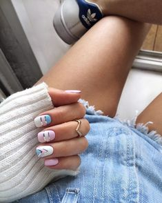 What manicure for what kind of nails? - My Nails