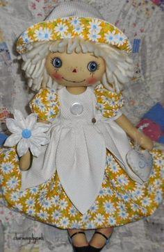 charmingsbycmh: Daisy Annie ~ Petal Dress