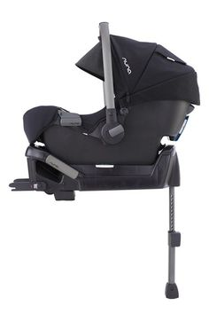 nuna PIPA™ in Night Car Seat & Base available at Nordstrom, $300. Carcinogen free and rebound bar for added safety