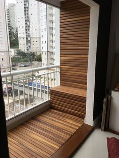 House Design, Balcony Railing Design, Living Room Decor Apartment, Cool Room Designs, Apartment Makeover, Patio Decor, Interior Balcony, Window Seat Design, Balcony Design