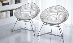 organic design fireside chair CIKAS Ciacci Kreaty