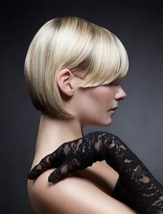 Awesome New Bob Hairstyles 2016 Hairdos For Short Hair, Bob Hairstyles For Thick, Haircut For Thick Hair, Short Hair Cuts, Bob Haircuts, Wavy Hair, Blonde Hair, Hair Styles 2014, Medium Hair Styles