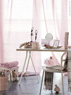 A pink (e) dressing! | Staff | inspiration from IKEA